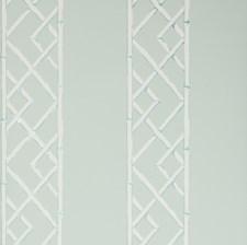 Aqua Lattice Wallcovering by Kravet Wallpaper