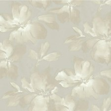 Beige/Neutral Botanical Wallcovering by Kravet Wallpaper