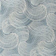 Slate/Spa/Blue Modern Wallcovering by Kravet Wallpaper