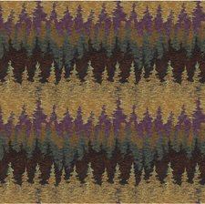 Purple/Teal/Gold Abstract Wallcovering by Kravet Wallpaper