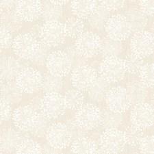 White/Beige Modern Wallcovering by Kravet Wallpaper