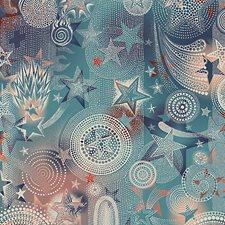 Bleus Wallcovering by Scalamandre Wallpaper