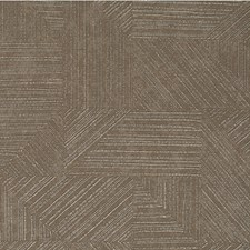 Sable Geometric Wallcovering by Winfield Thybony
