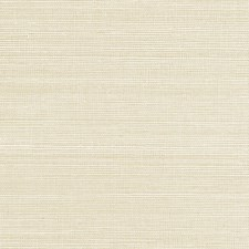 Ivory Sisal Paper Wallcovering by Scalamandre Wallpaper