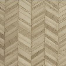 Polished Stone Herringbone Wallcovering by Winfield Thybony