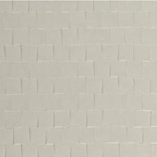 Cream Geometric Wallcovering by Winfield Thybony