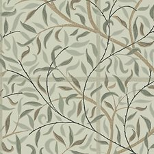 Beige/Grey/Brown Wallcovering by Scalamandre Wallpaper