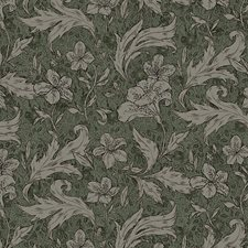 Forest Green Wallcovering by Scalamandre Wallpaper