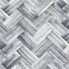 Charcoal Modern Wallcovering by Winfield Thybony