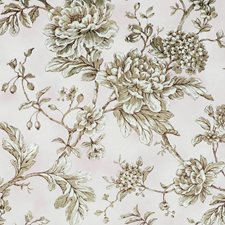 Palest Pink/Gold/White Botanical Wallcovering by York