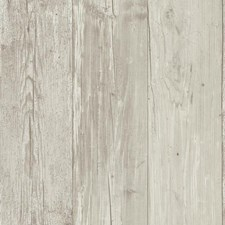Light Taupe/Cream Boards Wallcovering by York